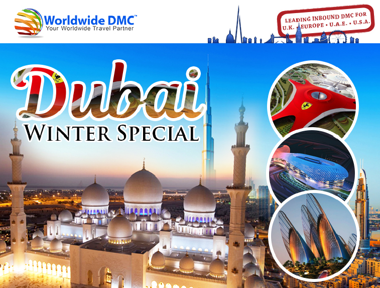 Dubai Winter Special Tour Package - Book Dubai Packages from