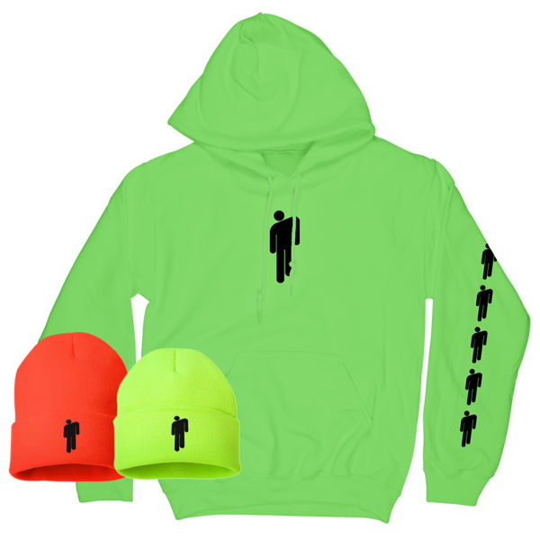 Billie Eilish | Green hoodie, Billie eilish, Billie eilish merch
