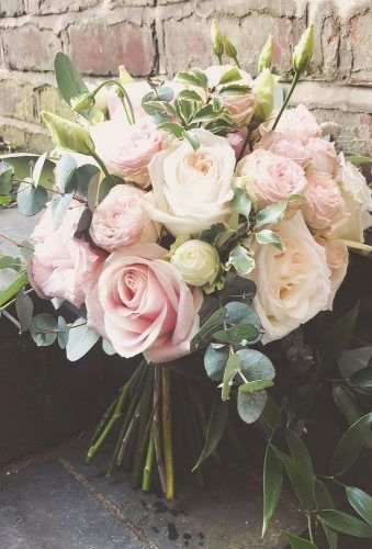51 Glamorous Blush Wedding Bouquets That Inspire  #love #instagood #photooftheday #fashion #beautifu...