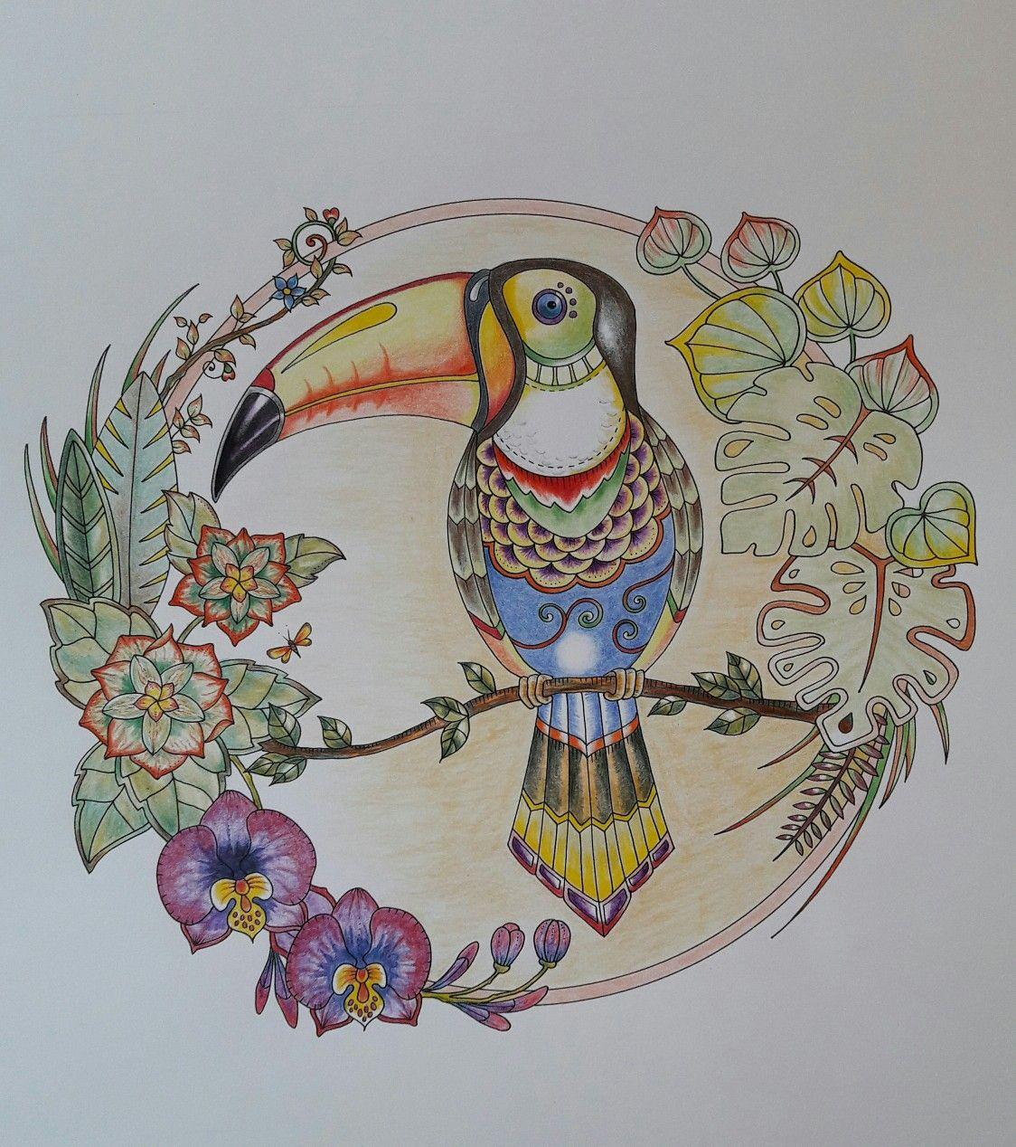 Kleurplaat Ingekleurd Gereed Voor Verdere Uitwerking Tot Driedimensionaal Schilderij Schilderij Kleurplaten