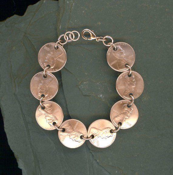 26th Birthday Gift Ideas For Women 1993 Penny Bracelet 26th