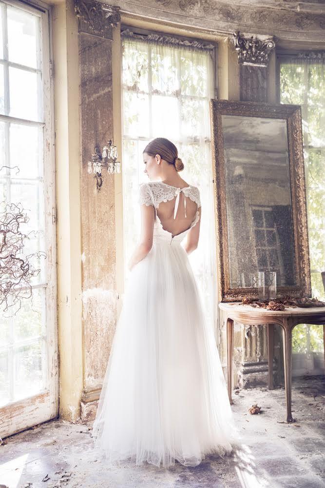 Ida Sjøstedt Eternity dress   Wedding   Pinterest   Fairytale ...