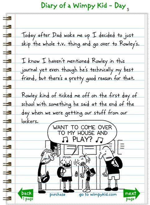 Diary Of A Wimpy Kid Wimpy Kid Wimpy Kids Diary