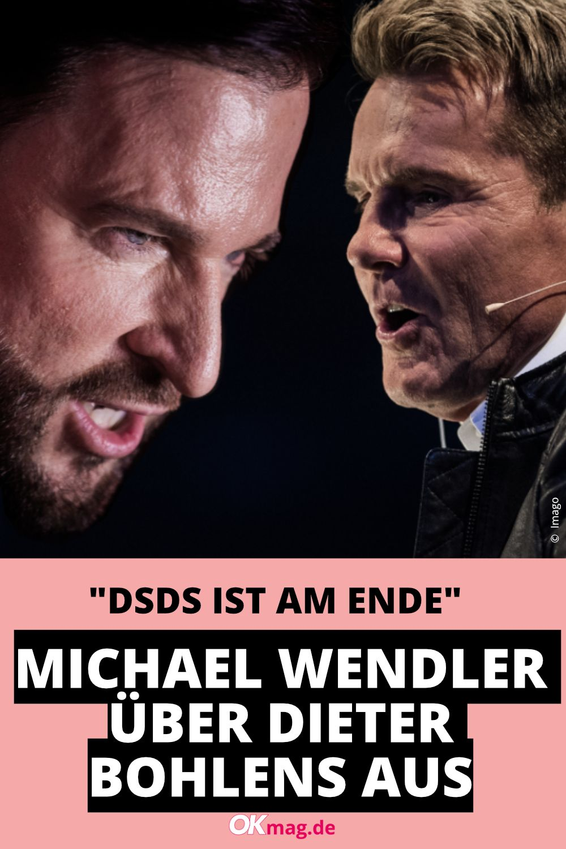 Michael Wendler Uber Dieter Bohlens Aus Dsds Ist Am Ende In 2021 Michael Wendler Dsds Dieter Bohlen
