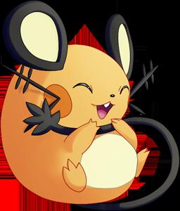 Pokemon Dedenne Pokemon Pinterest Ausmalbilder And Wandbilder