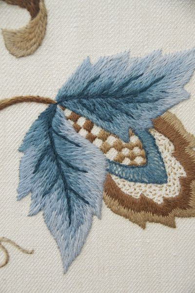 Jacobean Work Learn How To Do It Jillinspirationalembroidery