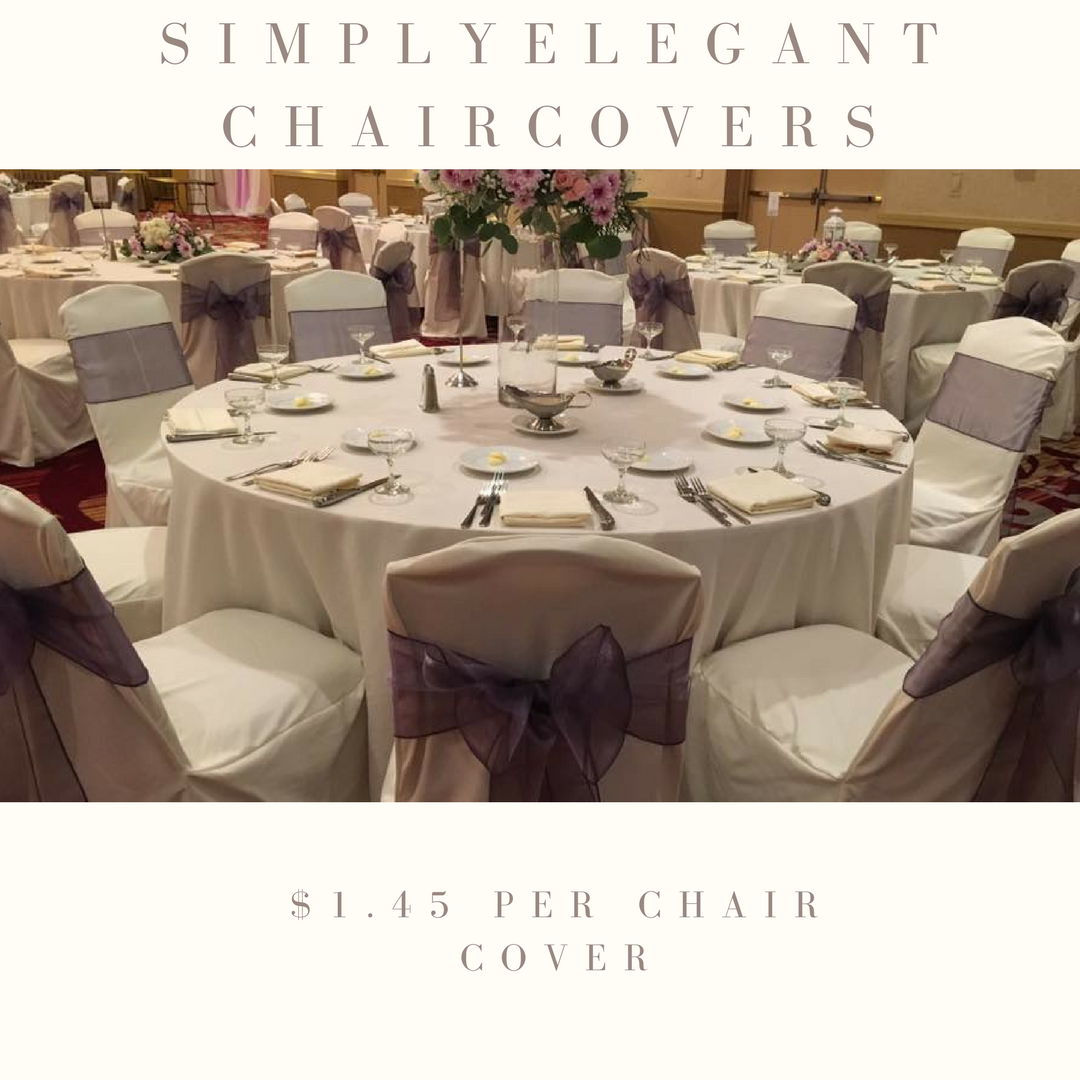 29 Best Beautiful Chair Cover Rentals For Your Wedding Party Images