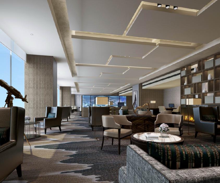 Pin by Varot Wattanayakorn on hotel   Hotel lobby design ...