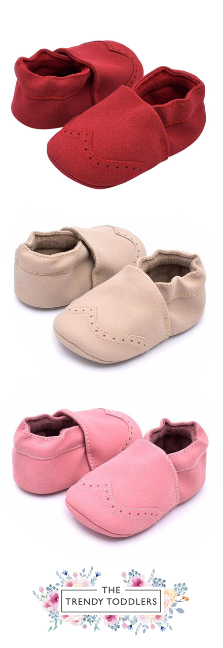 Leather Moccasin Shoes | Kids boutique