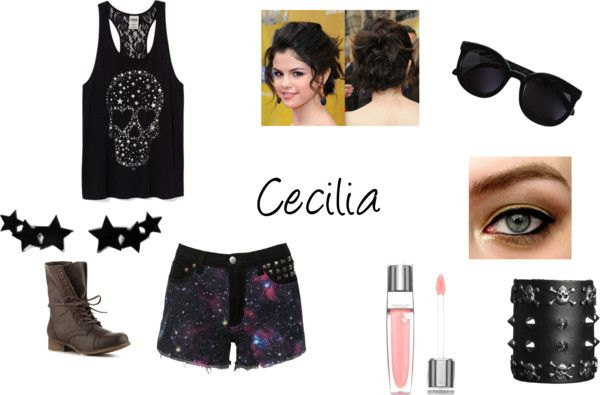 """""""Cecilia's Outfit"""" by giselle-a ❤ liked on Polyvore"""