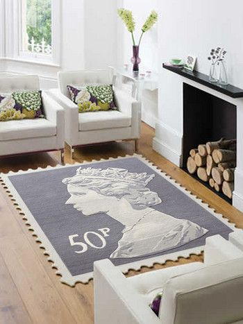 Stamp Rug very interesting stamp area rug. | wild and crazy area rugs