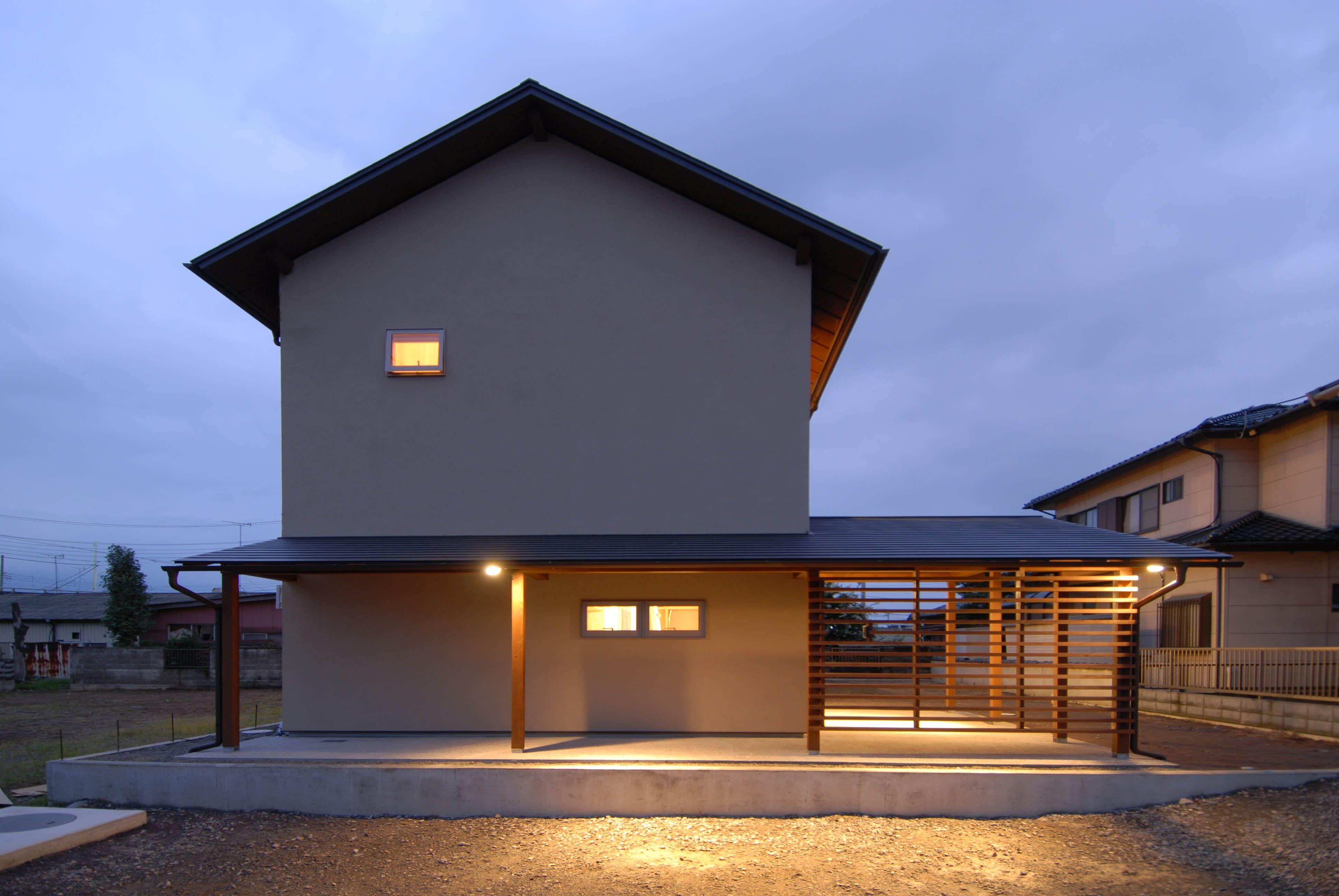 境栄の家 和モダンな家 モダン ホームウェア