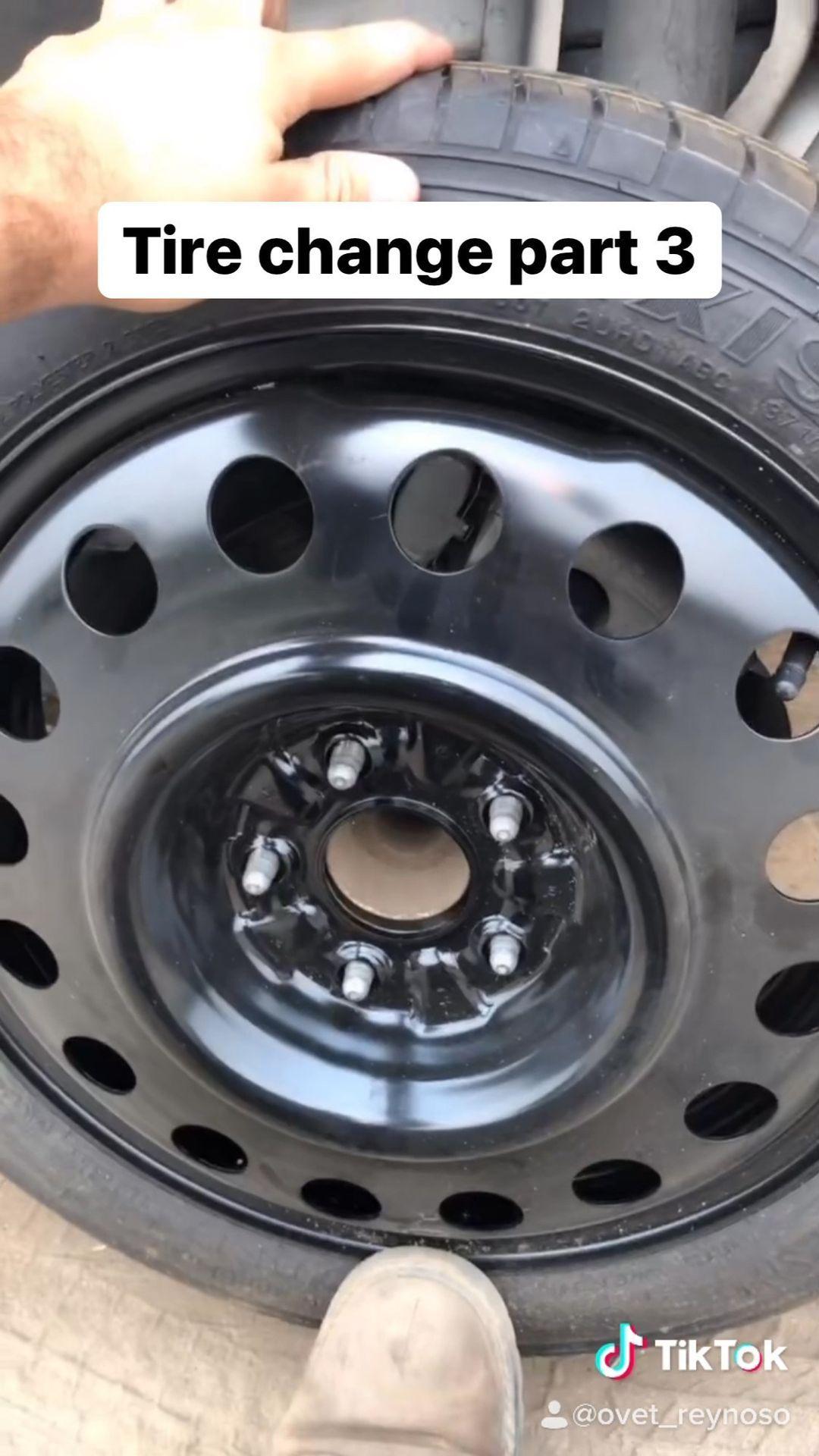 Ovet Reynoso On Instagram Tire Change Part 3 In 2020 Tire Change Tire Instagram