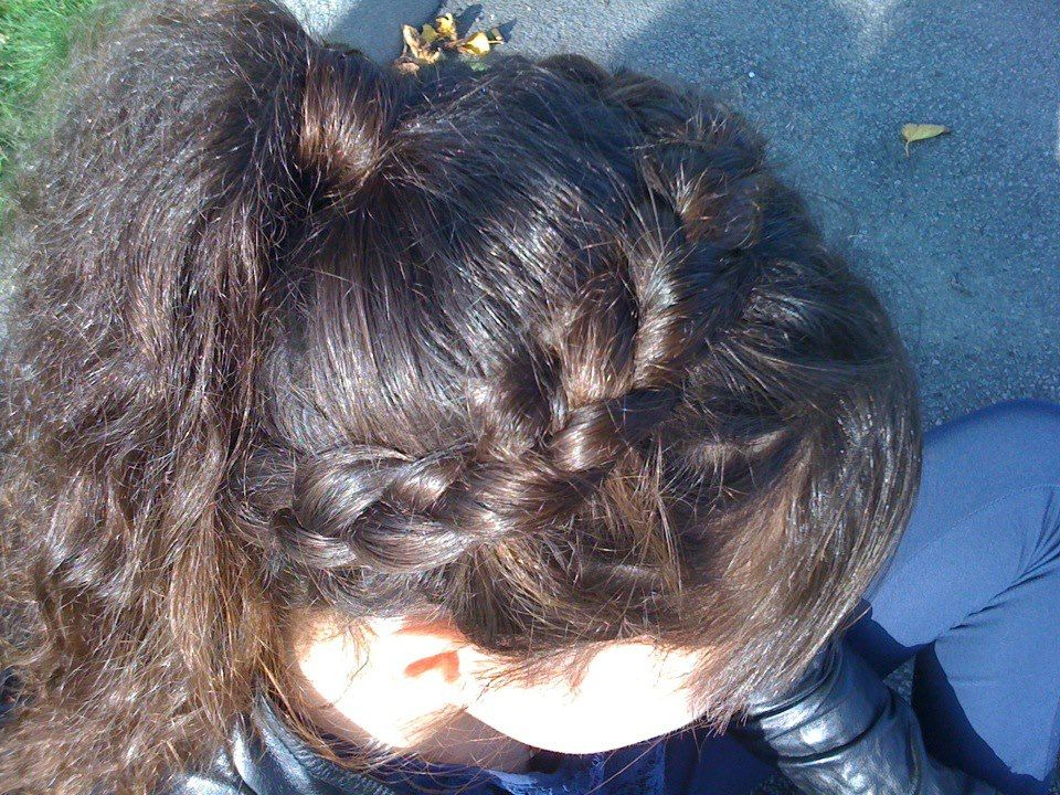 Hairstyle on Nao