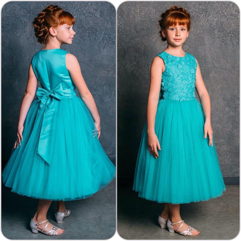 e56c0a0b55f Купить Пышное детское платье для девочки