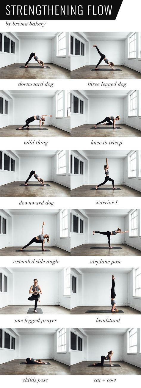 The Yoga Routine That Made Me Like Yoga #fitness #exercises