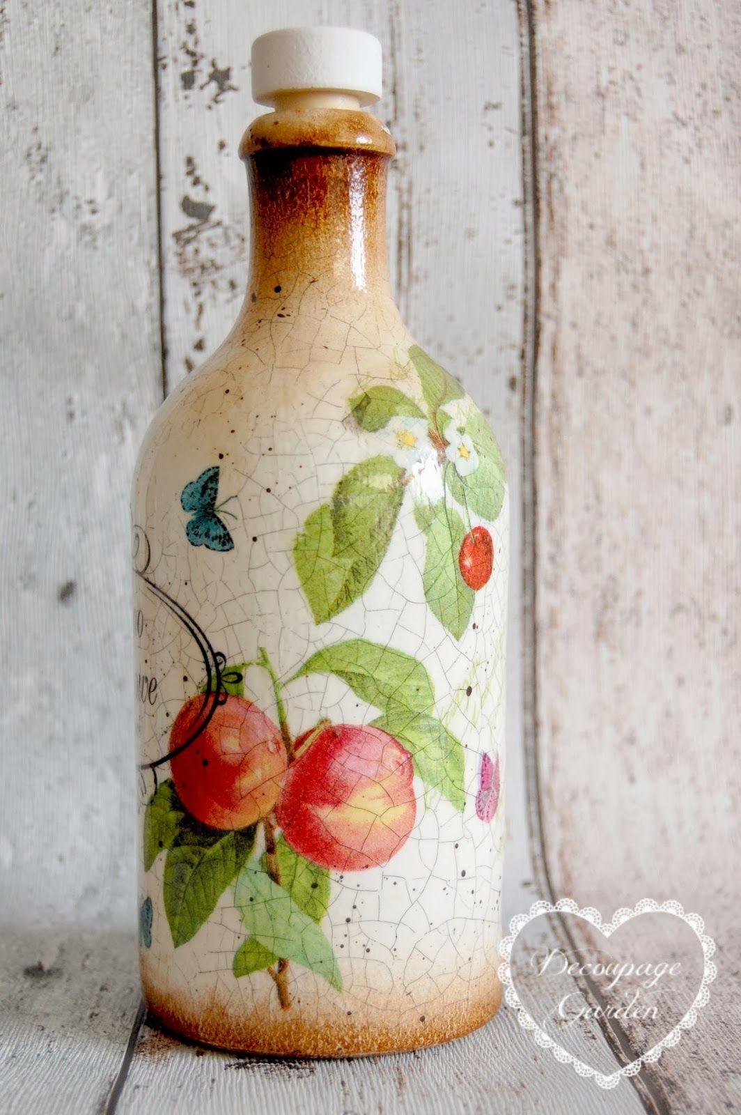 Decoupage Garden Blog: Domowy browar :)