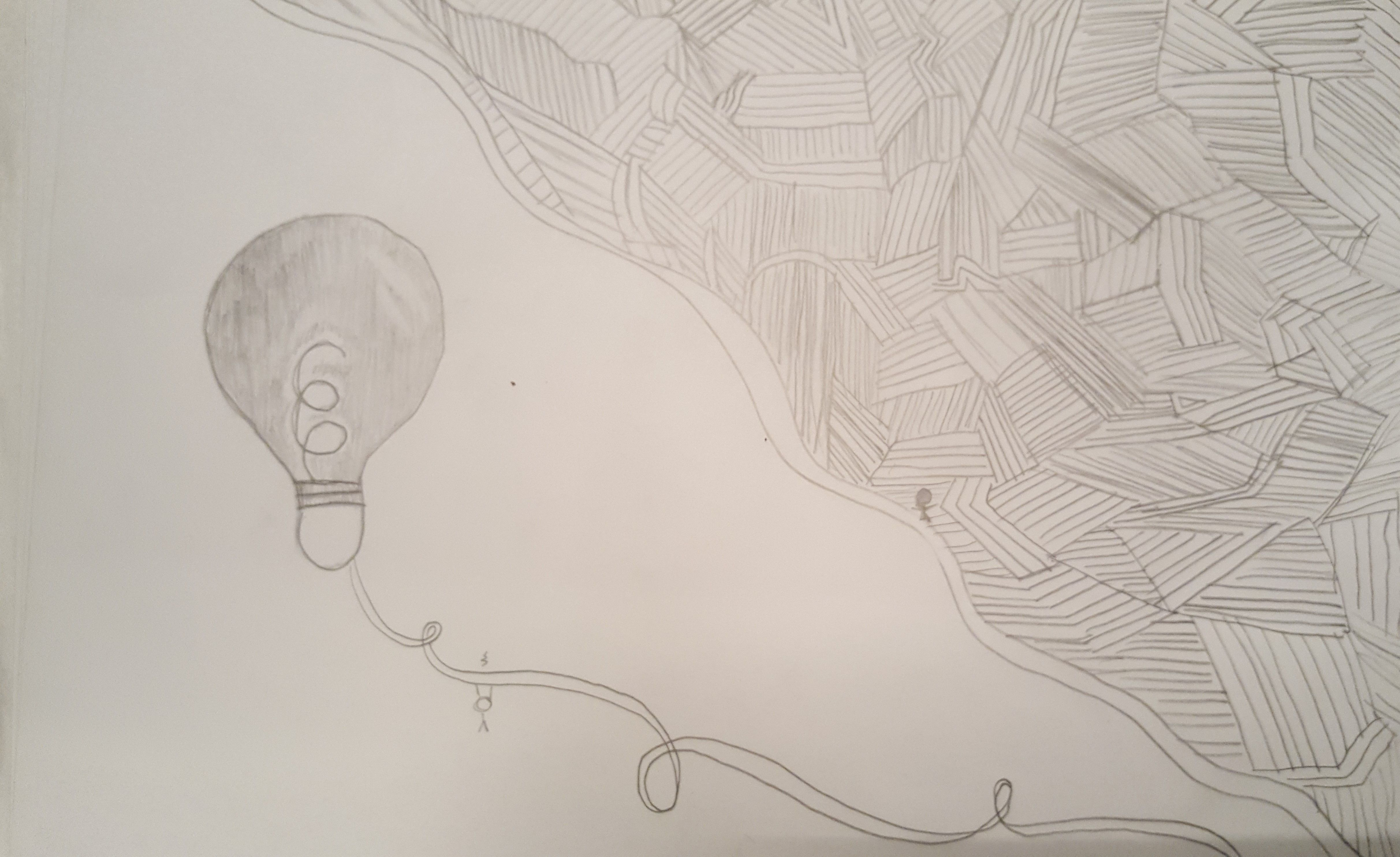 Drawing Lines Meaning : So i made this drawing a bit of long time ago and it has