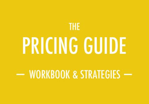 PRICING YOUR PRODUCTS SO YOU MAKE A PROFIT | THE DREAM JOB SHOP