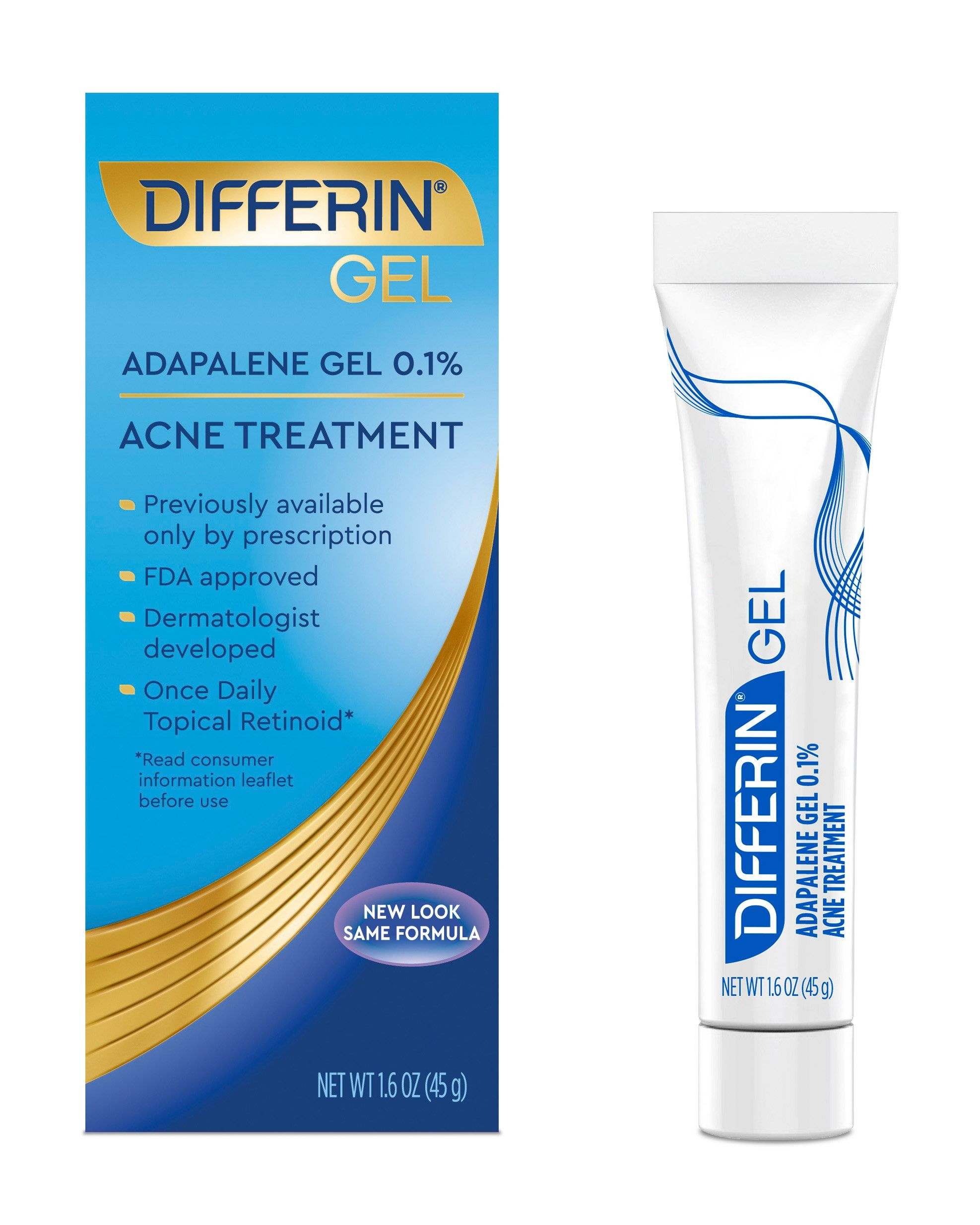 Differin Acne Treatment Gel Acne Treatment Differin Gel Skin Care