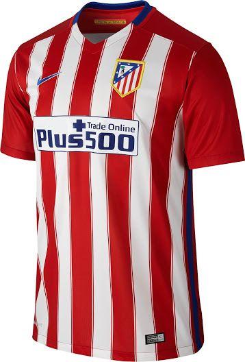 Atlético Madrid 15-16 Kits Released - Footy Headlines  09cc7bb46