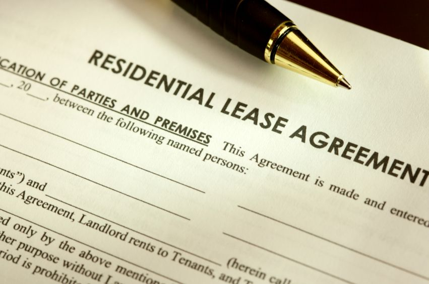LeaseAgreement  When You Are Operating Your Own Business You