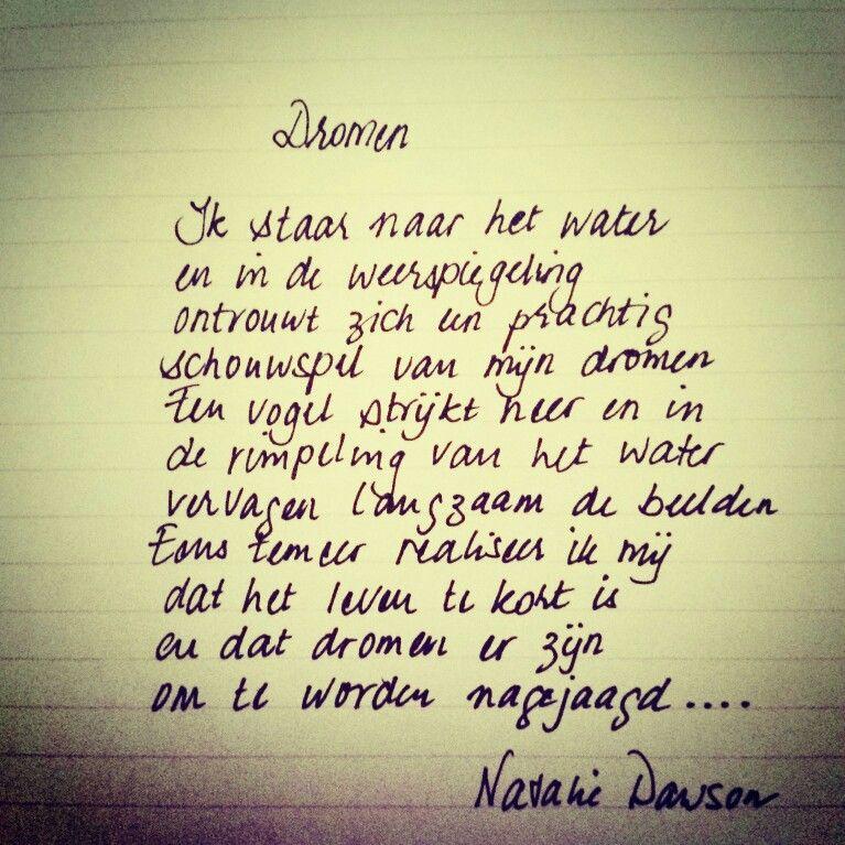Dromen - Natalie Dawson