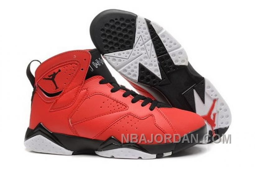 20ba4d8d7c63cc http   www.nbajordan.com nike-air-jordan-vii-7-retro-mens-shoes-chinese-red- white-black-new-spacial.html NIKE AIR JORDAN VII 7 RETRO MENS SHOES CHINESE  RED ...