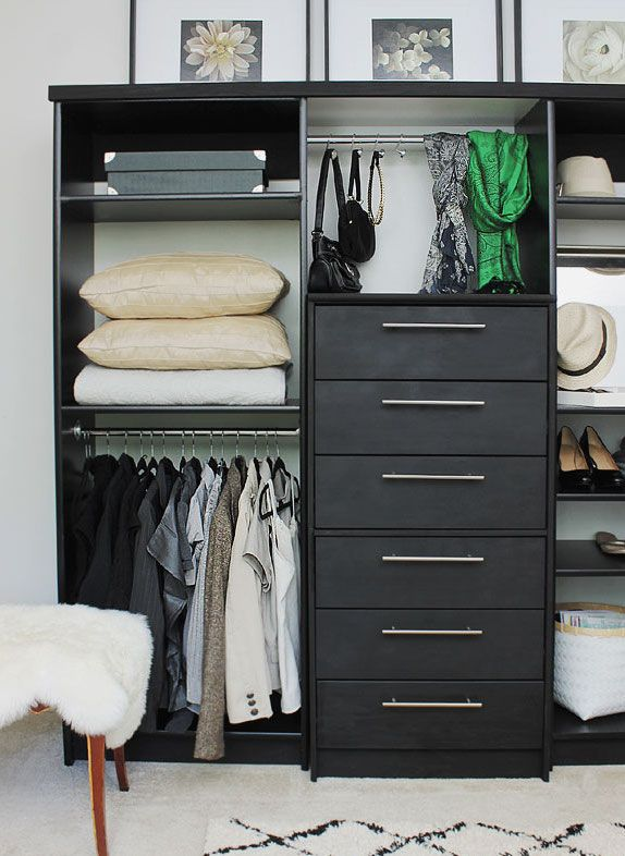 7 Genius IKEA Hacks That Will Double Your Closet Storage #ikeaideen