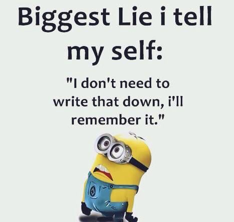 Great Explore Minions Funny Quotes, Funny Minion, And More! The Biggest Lie