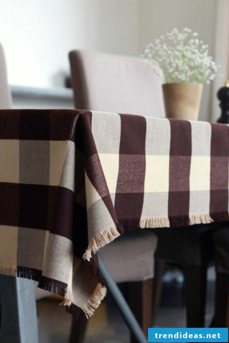 Sofas And Stuff Ronaldsay Sewing A Tablecloth Tips And Tricks Diy Trend Creative Pinterest