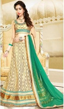 Beige Color Net Circular Style Designer Wear Lehenga Choli | FH495875970 #heenastyle, #designer, #lehengas, #choli, #collection, #women, #online, #wedding , #Bollywood, #stylish, #indian, #party, #ghagra, #casual, #sangeet, #mehendi, #navratri, #fashion, #boutique, #mode, #henna, #wedding, #fashion-week, #ceremony, #receptions, #ring , #dupatta , #chunni , @heenastyle , #Circular , #engagement