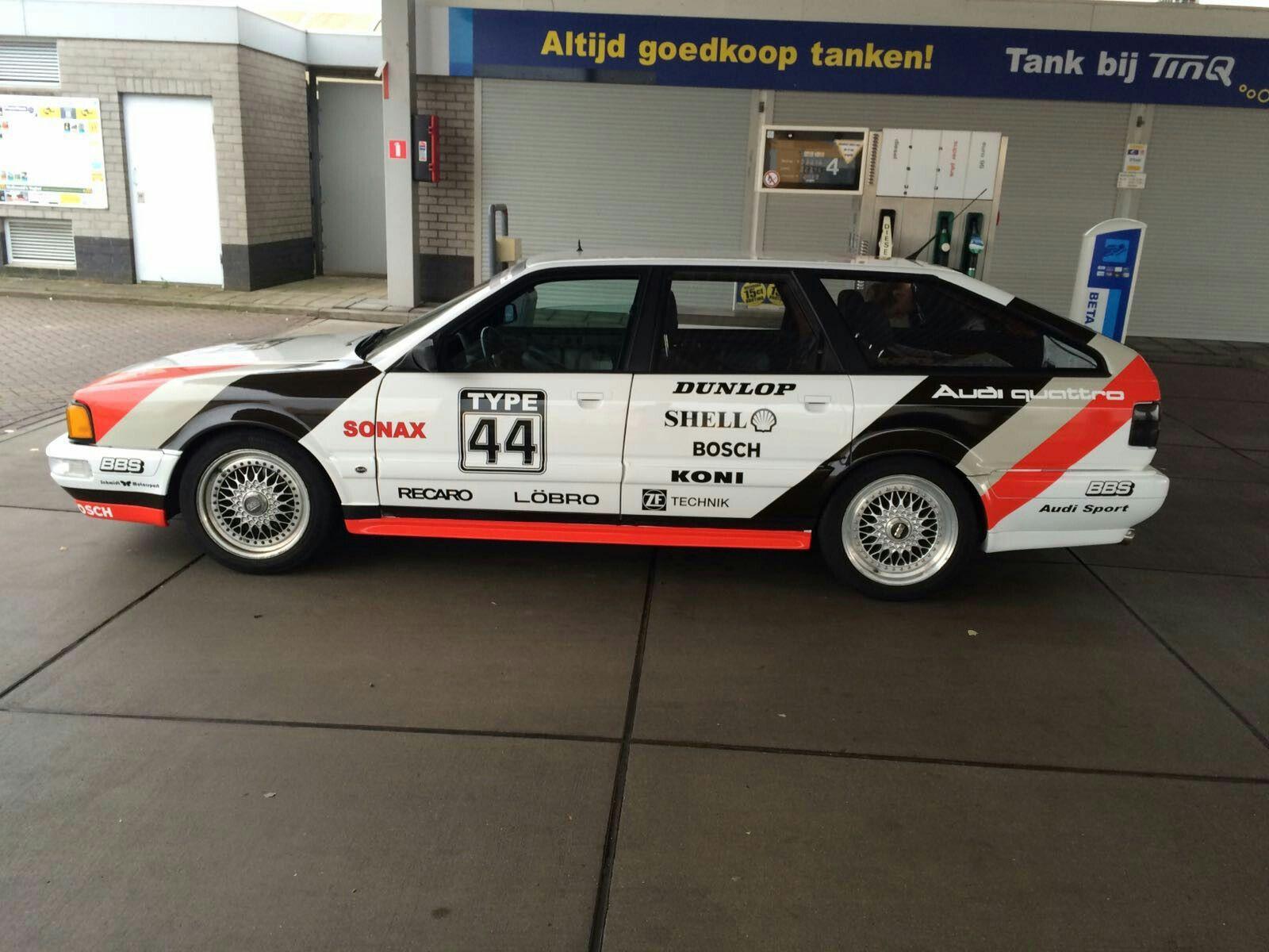 Audi 100 Avant Quattro Dtm Audi 100 Audi Audi 200