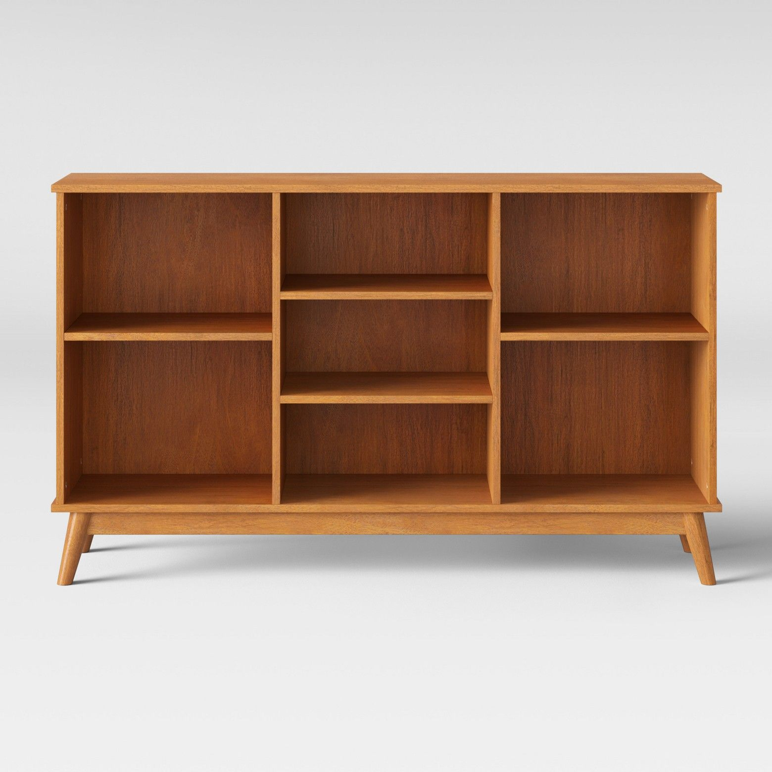 Project 62 Amherst Mid Century Modern Horizontal Bookcase