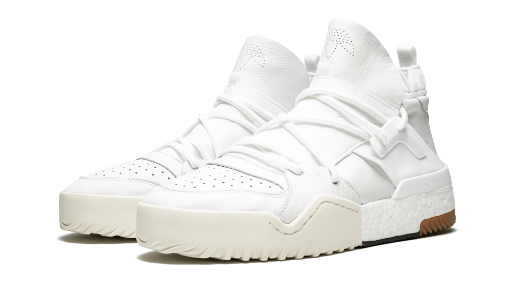 684f31ac1a2 Adidas AW Basketball White White in 2019
