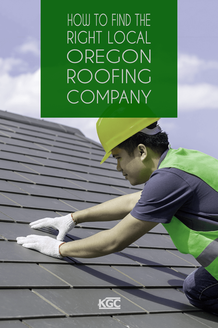 Find Your Local Oregon Roofing Company Roofing Roofing Companies Best Roofing Company