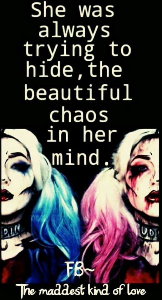 Mad Love Harley Quinn Quotes : harley, quinn, quotes, Stuff