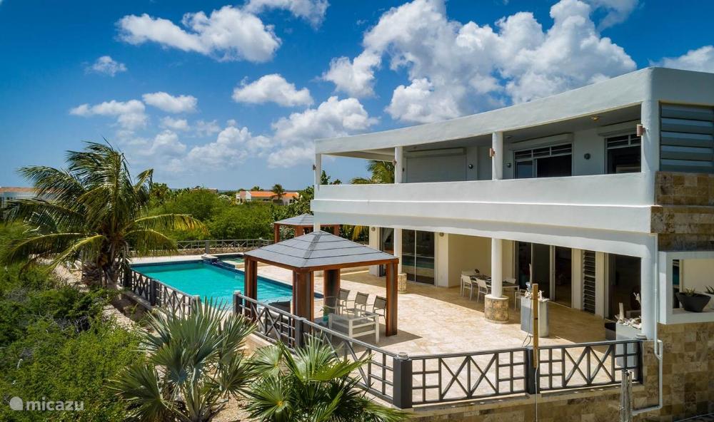 Vila Joya in Sabadeco, Bonaire Zwembad verwarming