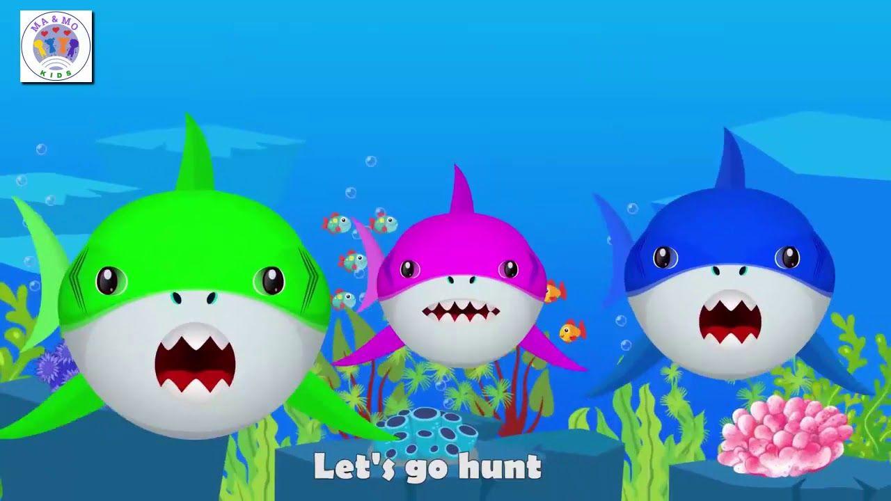 Baby Shark Dance Sing and Dance! Animal Songs for KIDS ...