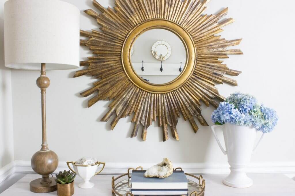 11 fun and classy entryway mirror ideas to brighten your on ideas for decorating entryway contemporary wall mirrors id=63070
