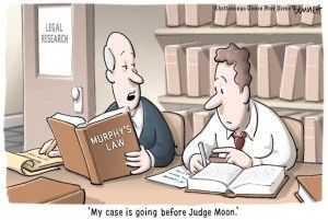 Funny Cartoon About Legal Research Researching Texas
