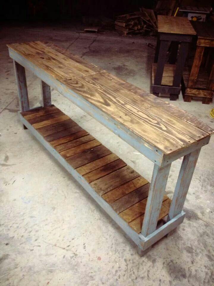 6ft Sofa Table Diysofatablerustic Wood Diy Wood Projects Decor