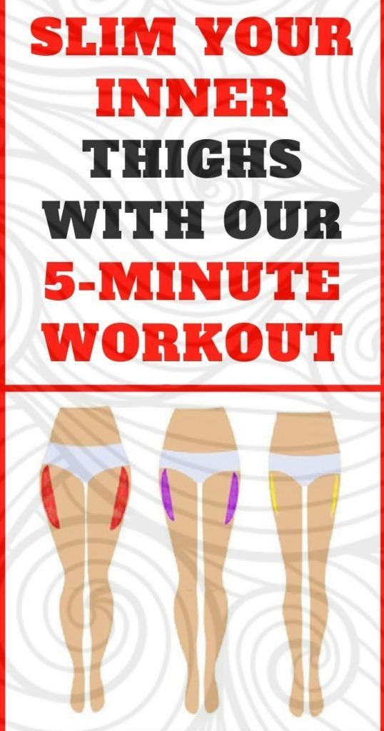 Working your inner thighs is just as important as working your core and upper body Inner thigh workouts can actually help you improve your core strength since your legs a...