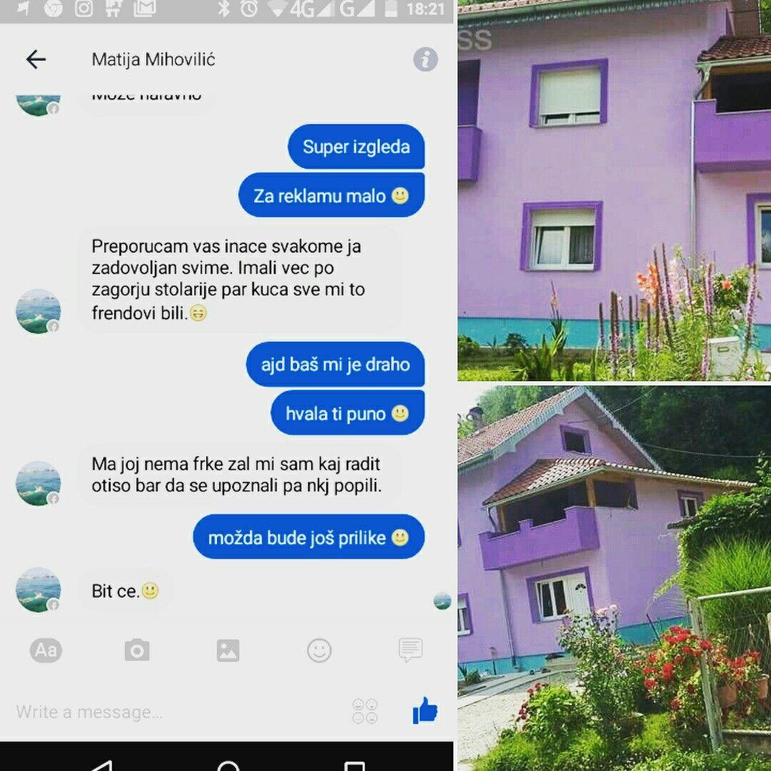 Ono Kad Ti Zadovoljni Kupci Daju Preporuke Najjeftinija Pvc Stolarija Salamander Njemacka Kvaliteta Placanj Desktop Screenshot Screenshots Desktop