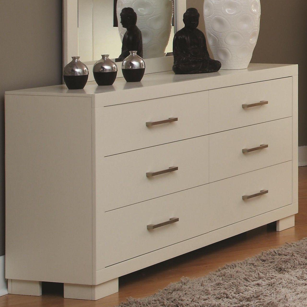Venus drawer dresser real wood furniture bedroom storage and