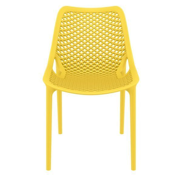 Curnutt Stacking Patio Dining Chair Chaise De Salle A Manger Empilable Et Avis Mercury Row Curnut In 2020 Outdoor Dining Chairs Patio Dining Chairs Patio Dining