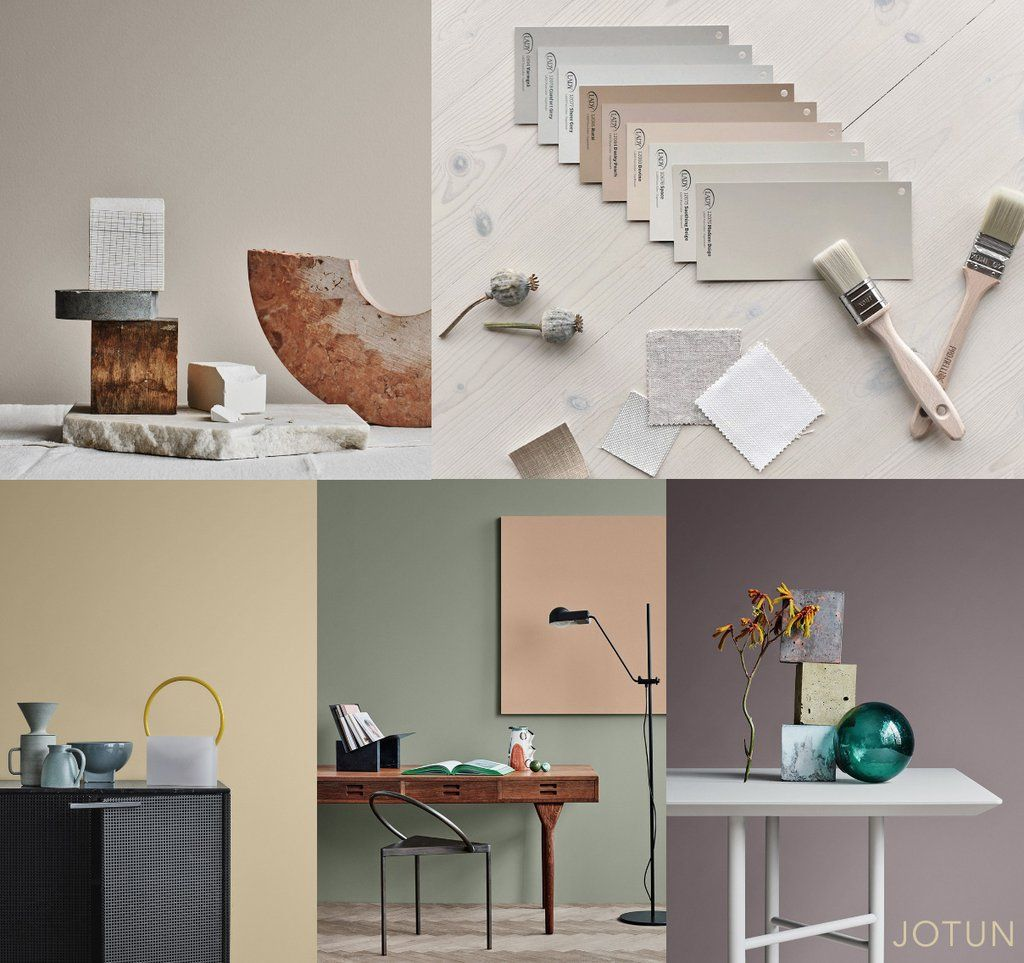 Interior Colour Trends 2019: Farrow & Ball, Jotun and Dulux ...