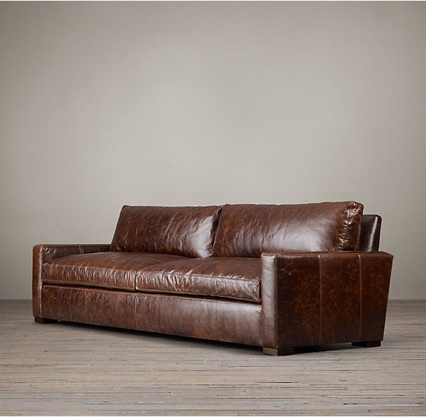 Surprising Petite Maxwell Leather Sofa Library Design Leather Sofa Onthecornerstone Fun Painted Chair Ideas Images Onthecornerstoneorg