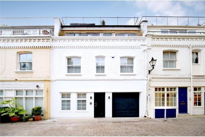 House For Sale On Adam Eve Mews Kensington London W8 London House London Property London