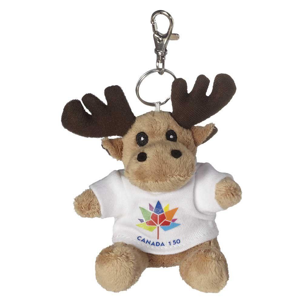 Moose Keychain 3